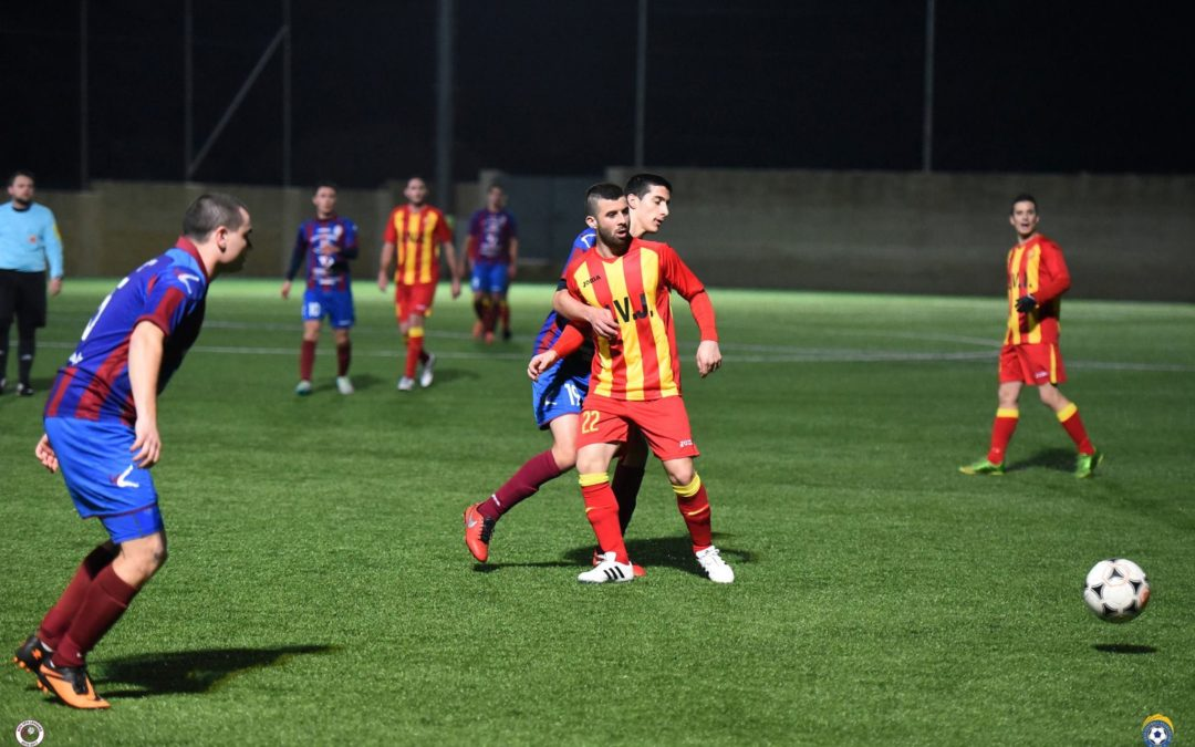 St Lawrence, Qala Share the Spoils