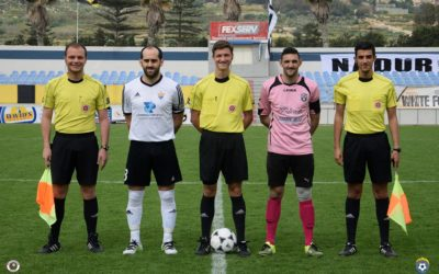Nadur Move to Just One Point from the Leaders, Xaghra Relegated