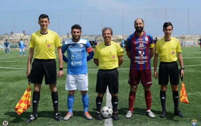 Gharb Defeat Qala with a Goal Scored in Each Half