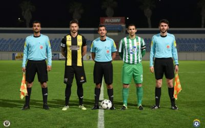 Kercem Eliminate Holders with a Goal Scored in the Dying Minutes of Extra Time