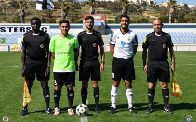 Nadur Register an Easy Win Before the Direct Clash