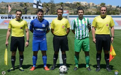 Kercem Obtain a Victory with a Late Goal