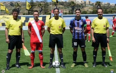 Victoria Hotspurs Keep Their Challenge for the Fourth Place
