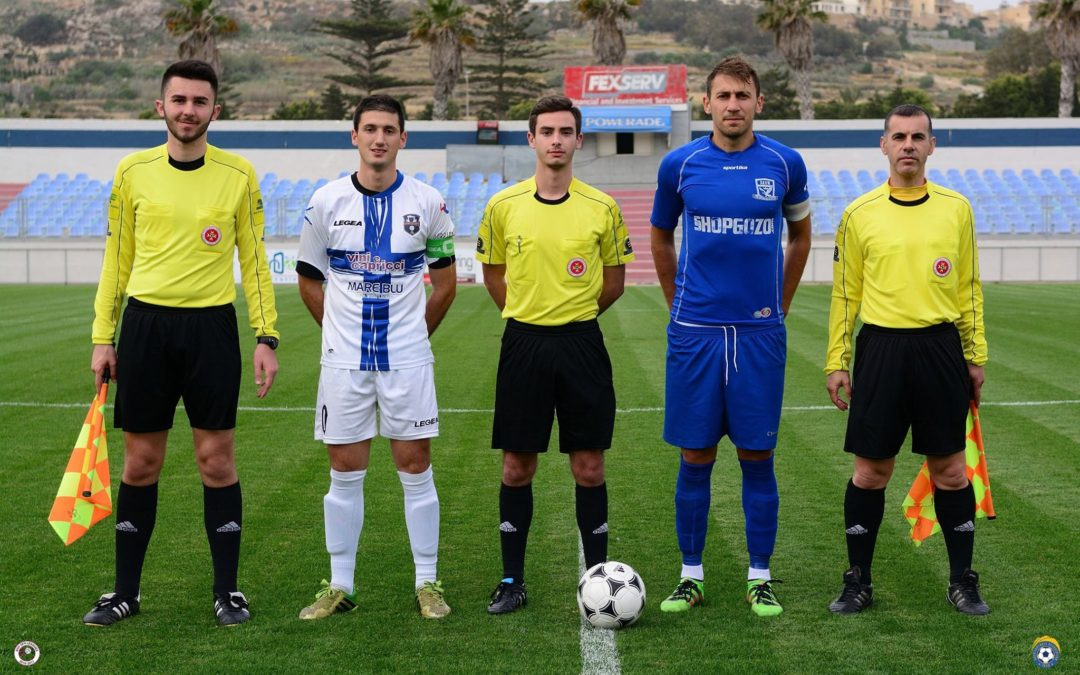 Wanderers Defeat Xaghra with Second Half Goals