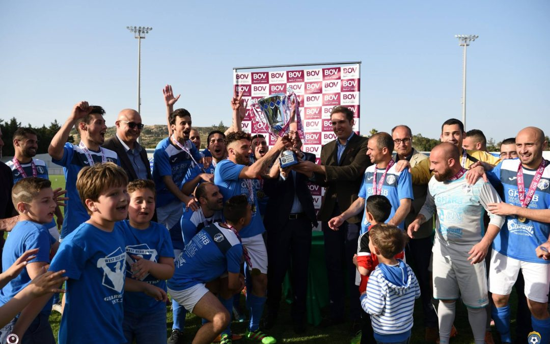Gharb Rangers Second Division Champions for the First Time