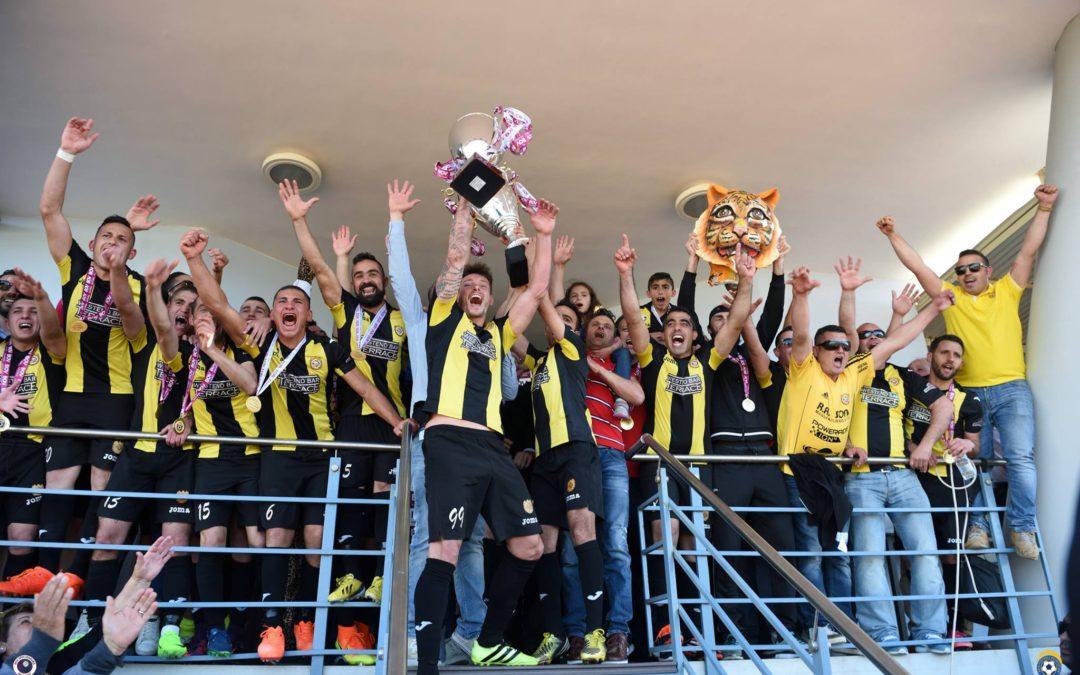 Xewkija Tigers Champions