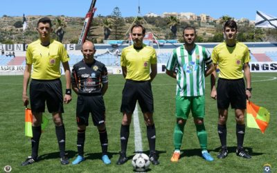 Kercem Secure the Fourth Place
