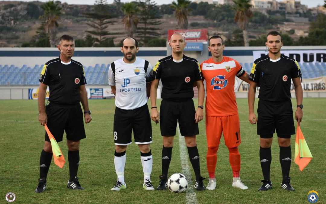Nadur Make Sure of Win over Kercem with Second Half Goals