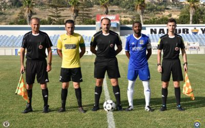 Xewkija Start the Defense of the Title with a Convincing Win