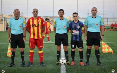 Xaghra, St Lawrence Share the Spoils