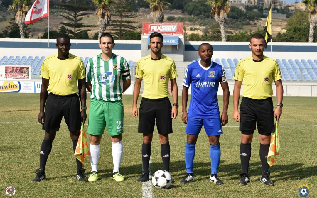 Kercem Turn into a Victory and Earn First Points
