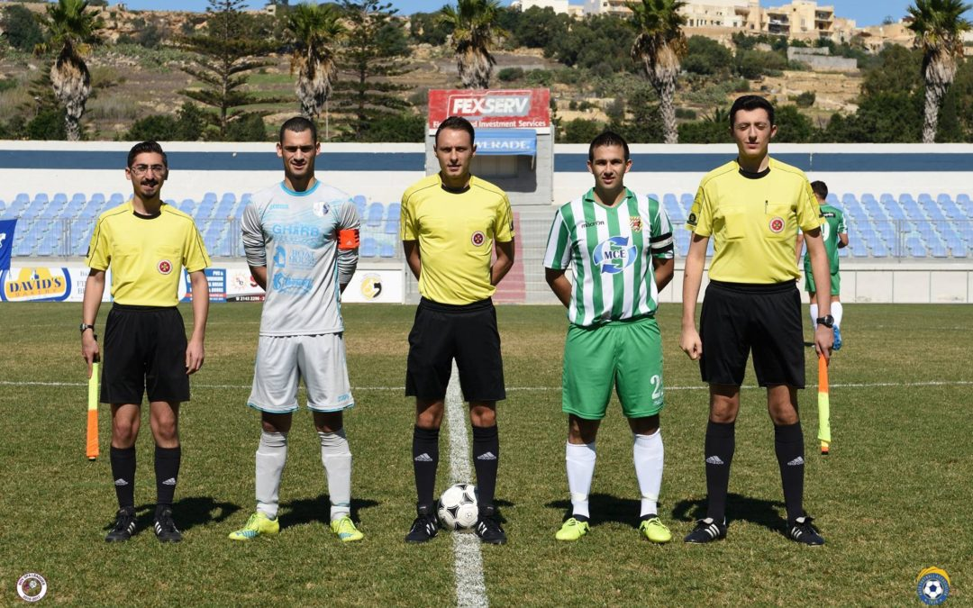 Second consecutive draw for Gharb