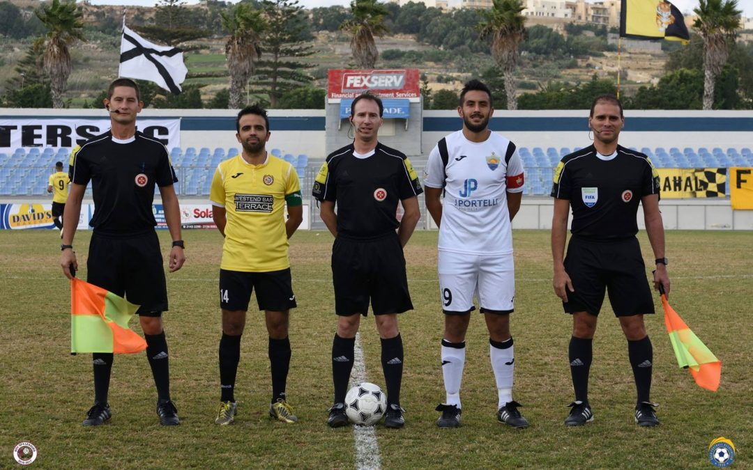 Nadur Youngsters win direct clash with a late goal