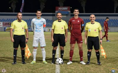 Close win for the Hotspurs over Gharb