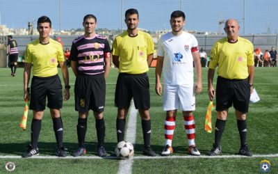 Leaders Munxar Falcons held to a draw
