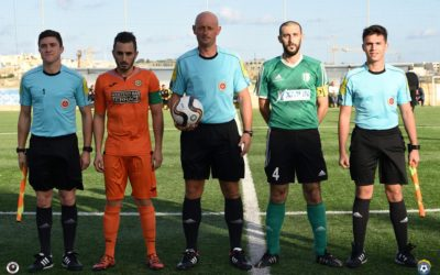 Xewkija make sure of victory with first half goals