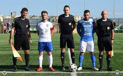 Gharb obtain first win of the season and move to the quarter finals