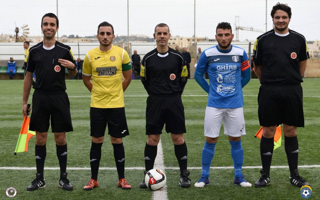 Xewkija earn qualification during the extra time