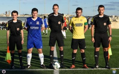 Xewkija obtain important win with ten players
