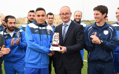 BOV GFA Player of the Month – Marcelo Barbosa
