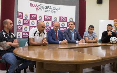 Ghajnsielem to face Xewkija Tigers in 45th GFA Cup Final