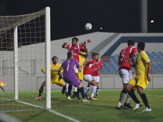 Xewkija turn a defeat into a win and reach final