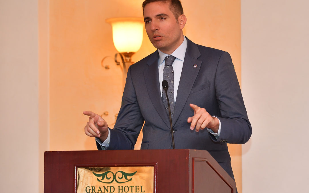 Dr Samuel Azzopardi reconfirmed as GFA President for the next three years