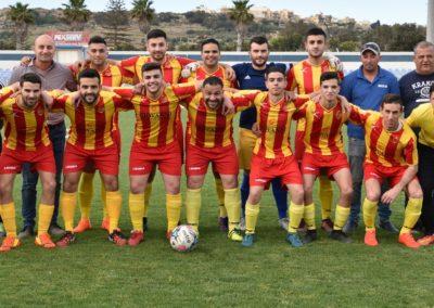 Zebbug R team photo