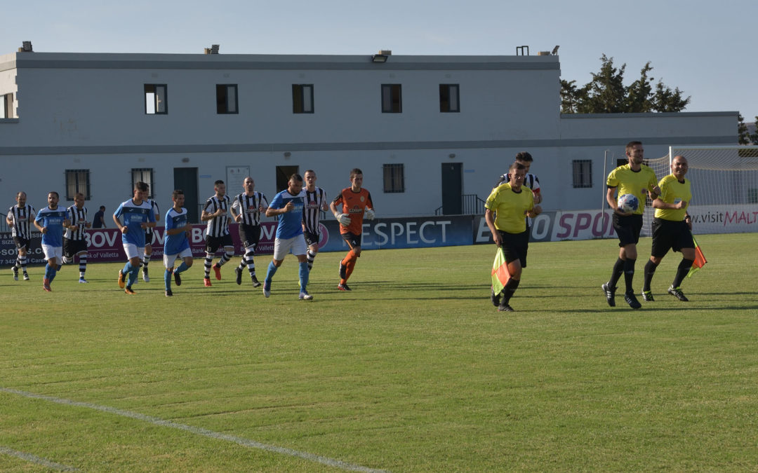 Ghajnsielem, Gharb share the spoils