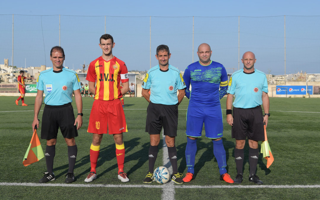 Ghaxaq obtain qualification at the Kercem Stadium