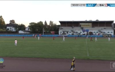 UPDATED: Gozo vs Vojvodina (0-4)