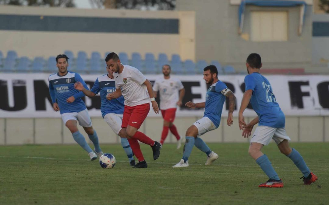 Gharb obtain first win