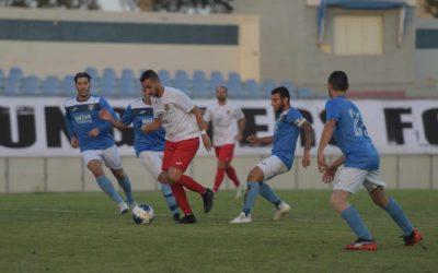 Gharb obtain first win