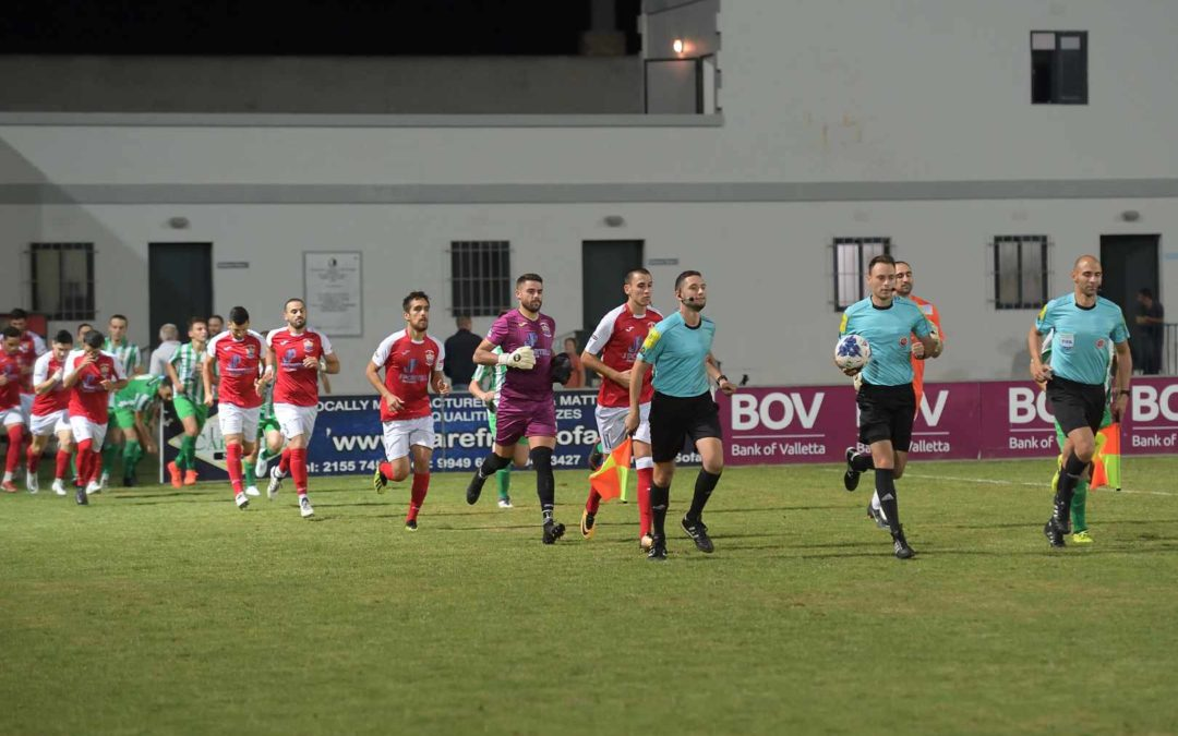 Nadur held to a draw by Kercem