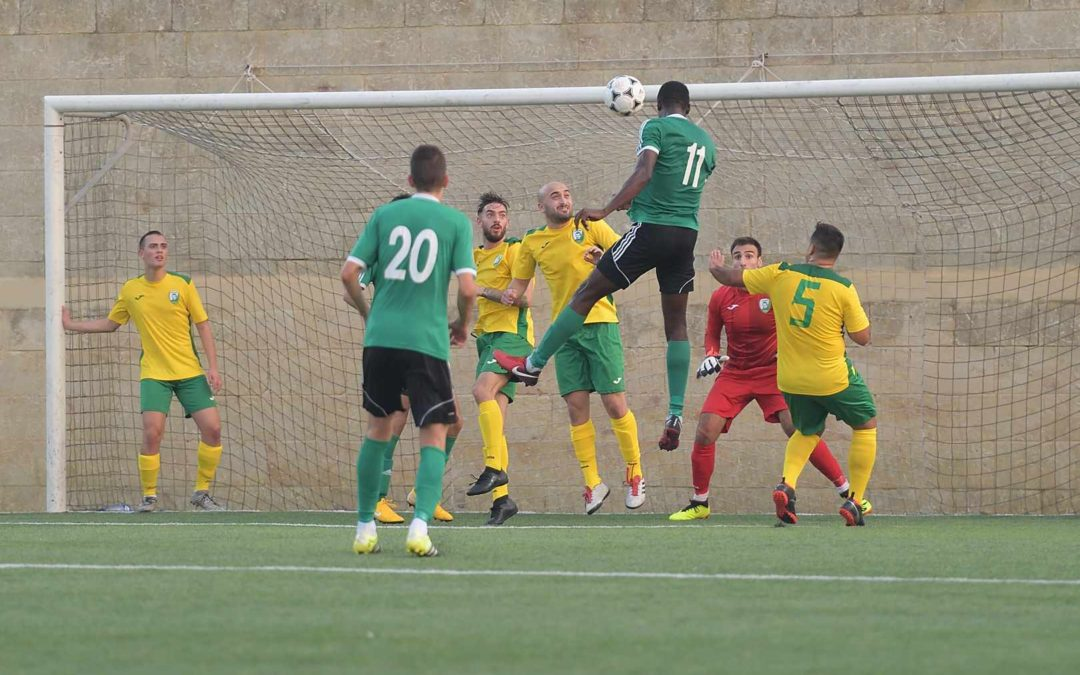 Sannat, Oratory share the spoils