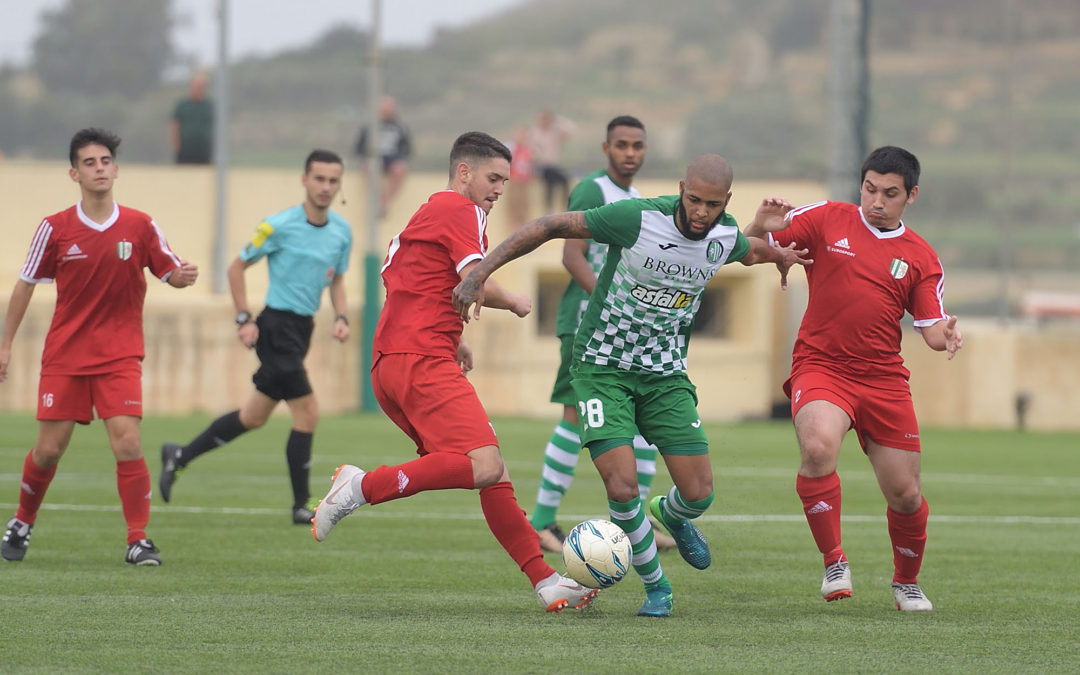 Qrendi extend good moment of form with a deserved qualification