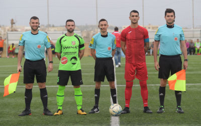 Siggiewi eliminate Gozitan champions in penalty shoot out