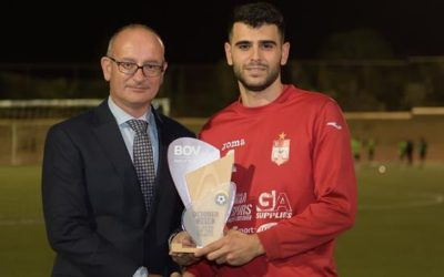 BOV GFA Player of the Month – October 2018 – Victoria Hotspurs Goalkeeper Adrian Parnis