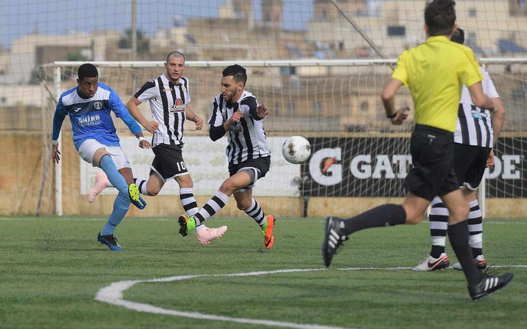 Ghajnsielem reach semifinal