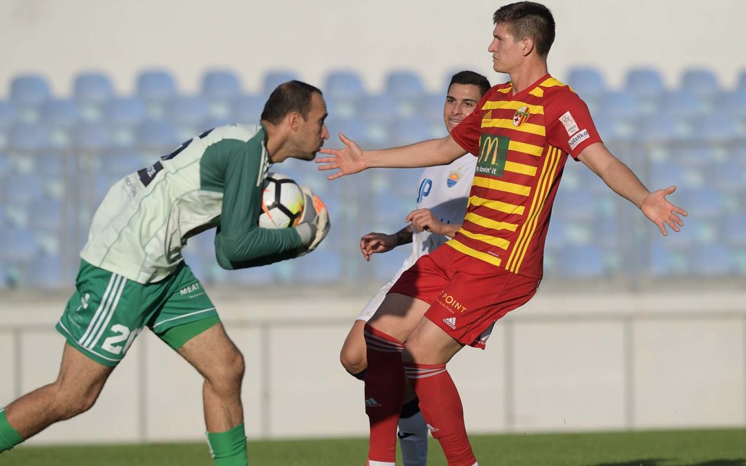 Birkirkara  outweigh Nadur's ambitions with a fine performance