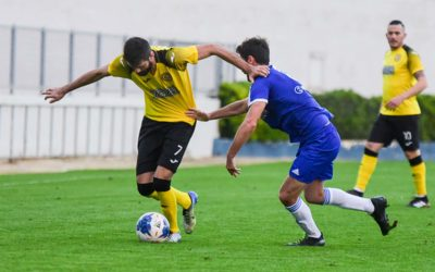 Xewkija pave way to a large win with early goals