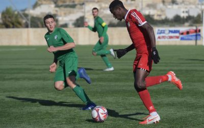 Sannat register first win in the second round