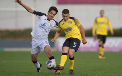 Nadur, Xewkija share the spoils and both loose contact with the leaders