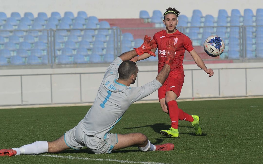 Victoria Hotspurs ease past spirited Gharb