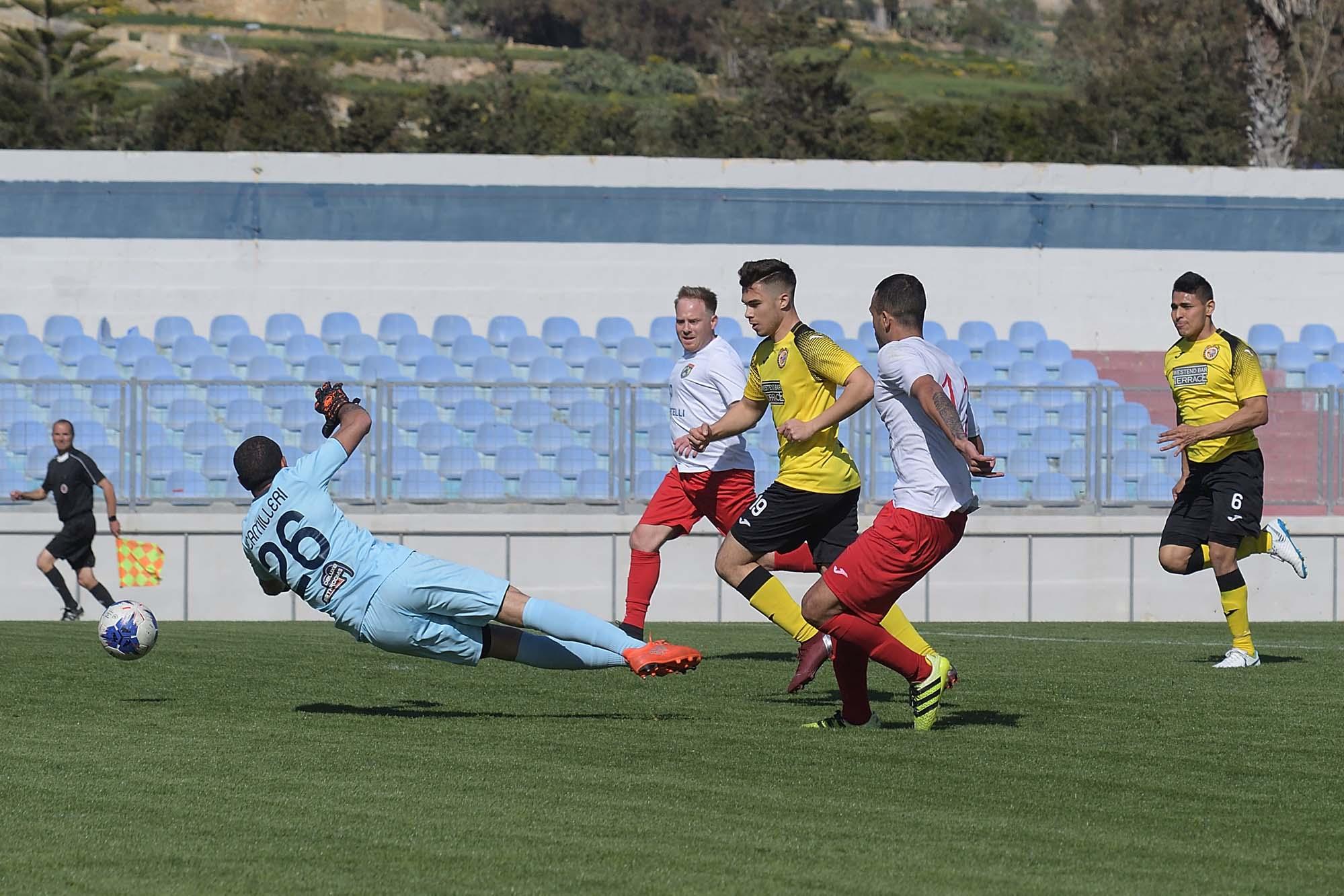 Munxar Falcons FC vs Xewkija Tigers FC - 5-4