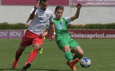 Kercem move out of relegation one with a convincing win