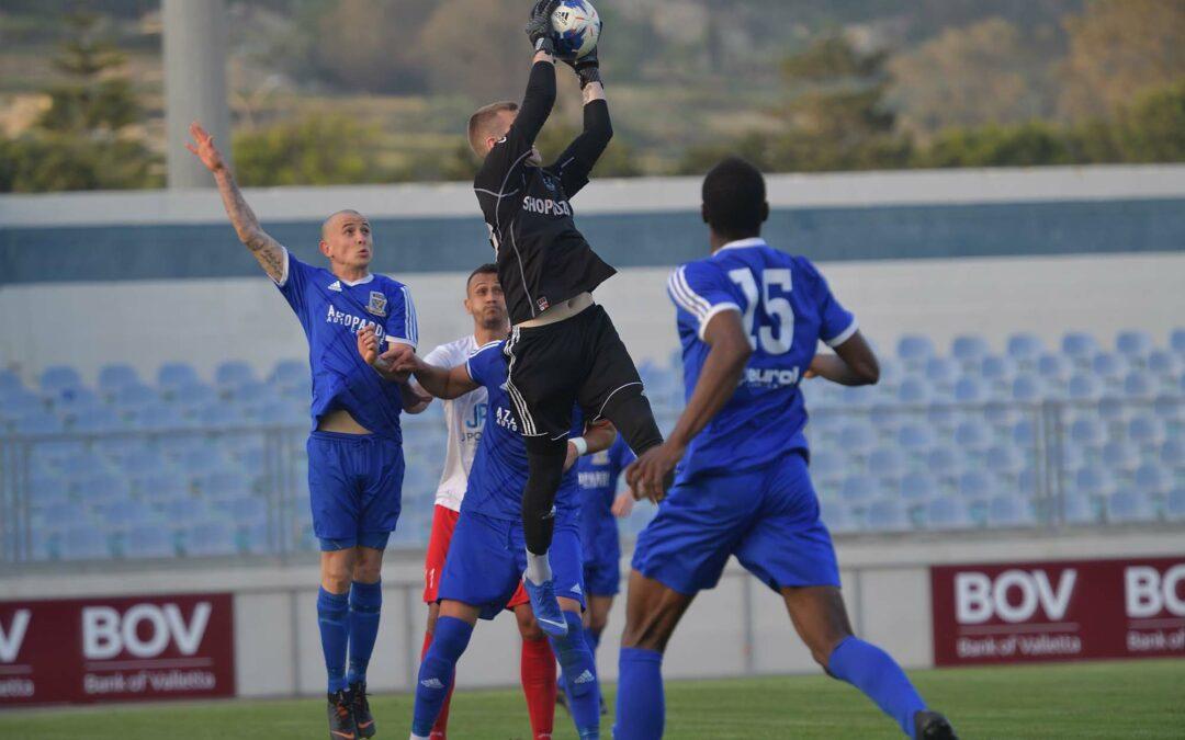Munxar Falcons relegated despite win