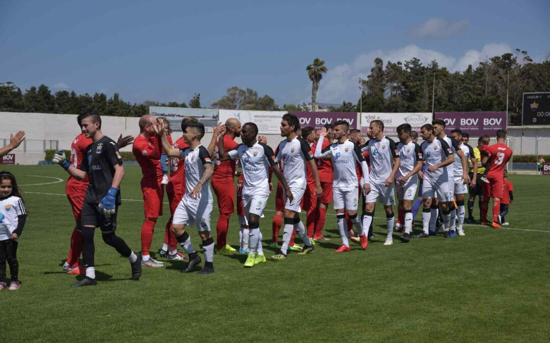 Victoria Hotspurs end the 2018/2019 season  with the double