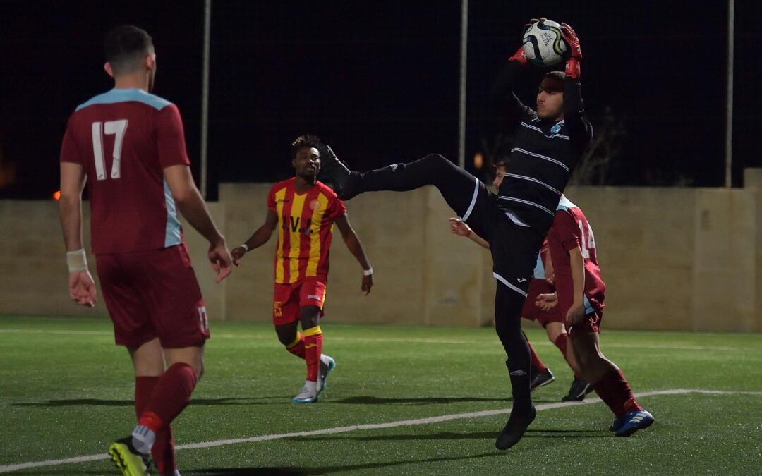 St Lawrence Spurs earn a deserved win with two late goals