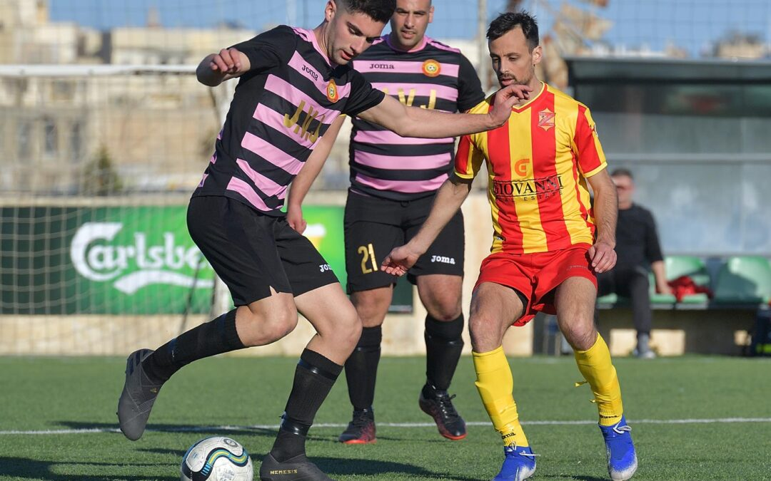 Zebbug move away from the bottom place